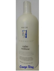 NEW RUSK SENSORIES CALM HAIR CONDITIONER 1 LITER FREE US SHIPPING @ CARGO BAY