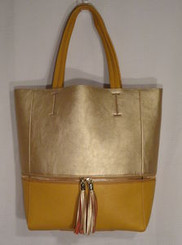 RELIC AVONDALE NS TOTE in MUSTARD with FREE SHIPPING