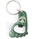 ATC Barefoot Keychain and Bottle opener