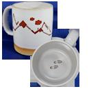 A.T. Happy Hiker Mug