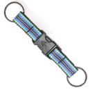 A.T. Fabric Keychain