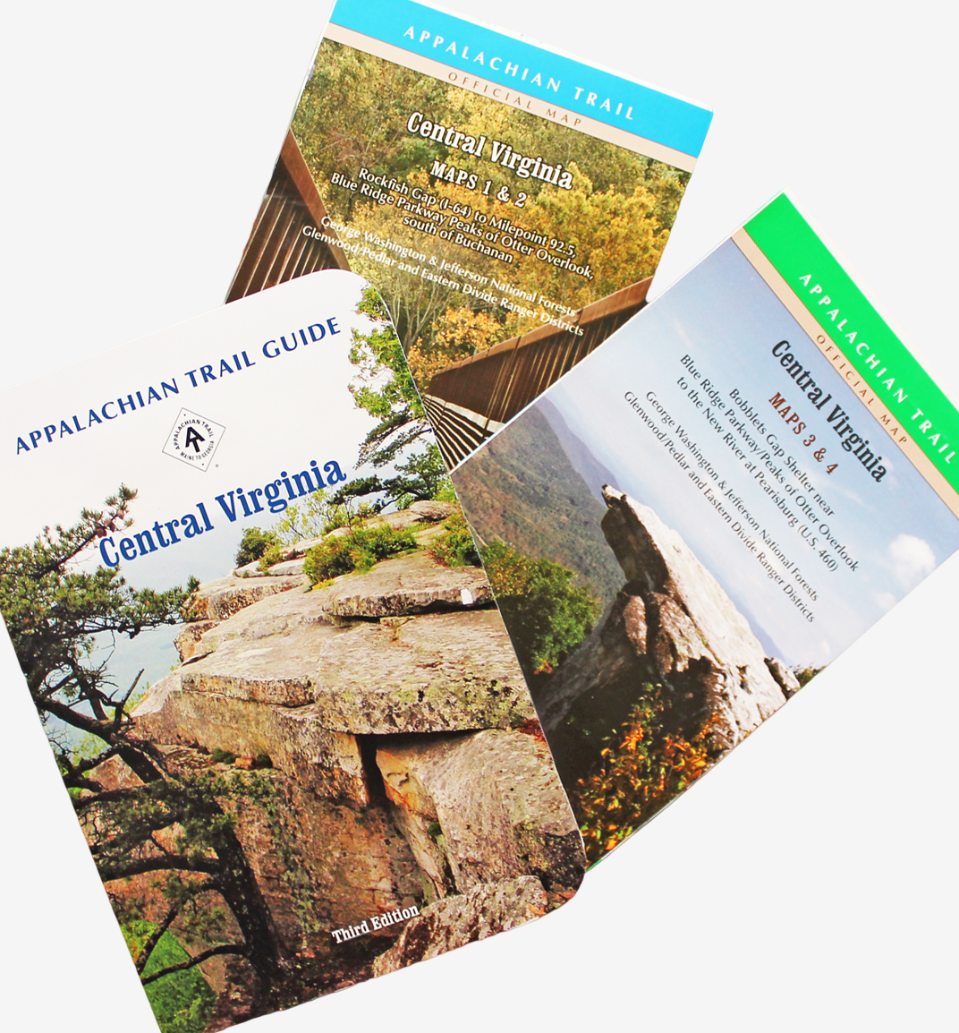 Guides & Maps - Official A.T. Guide Sets - Appalachian Trail ...