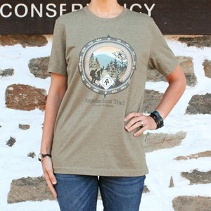 Appalachian Trail Compass Shirt