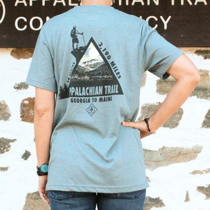 A.T. Triangle Badge T-Shirt