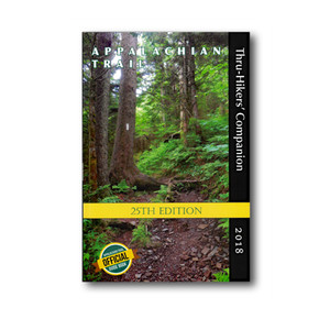 Appalachian Trail Thru-Hikers' Companion (2018)