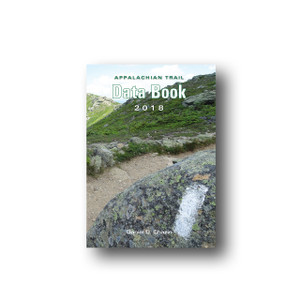 Appalachian Trail Data Book (2018)--50% Off!