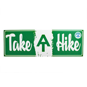 Take a Hike Magnet