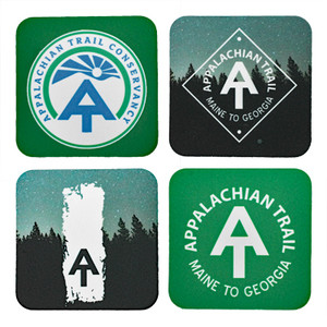A.T. Coasters - Set of 4