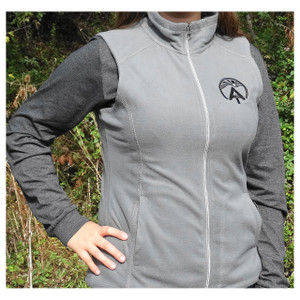 A.T. Woman's Fleece Vest--40% Off!