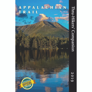 Appalachian Trail Thru-Hikers' Companion (2019)--40% Off!