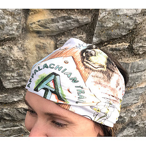 The Appalachian Trail Tapestry Buff