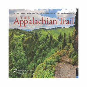 The only calendar officially published with the Appalachian Trail Conservancy explores highlights of each region of the celebrated 2,192-mile footpath in 12 spectacular images.