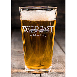 Wild East Pint Glass