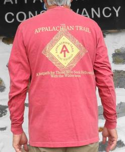 Long-sleeved A.T. Diamond T-shirt