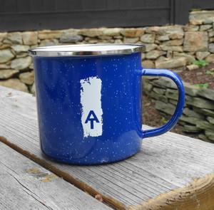 A.T. Enamel Camp Mug