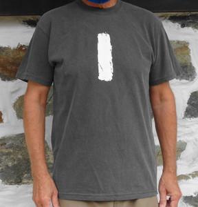 Blaze Cotton T-Shirt in Pepper Gray