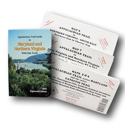 Set 06 - Maryland/Northern Virginia Guide Book and Maps ...