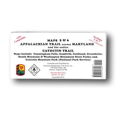Maryland Map - Appalachian Trail Conservancy