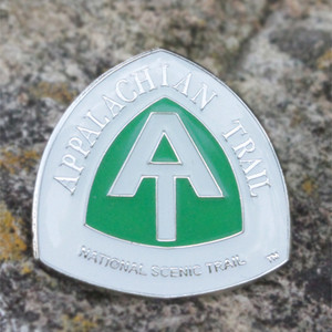 The official National Park Service symbol for the Appalachian National Scenic Trail.