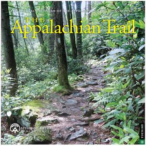 Appalachian Trail Official 2013 Calendar - 60% Off