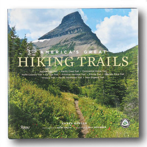 A hiker's dream bucket list is embodied in this lavishly illustrated celebration of more than 18,000 miles of America's most iconic hiking trails.