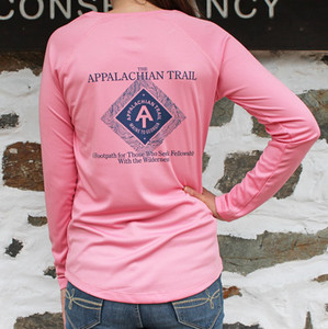 This Appalachian Trail shirt is our most popular design.