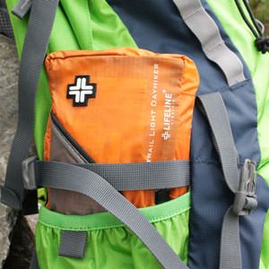 The first aid kit is one of the essential items to pack, whether for a long distance hike, or a day hike.
