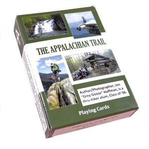 Appalachian Trail Playing Cards