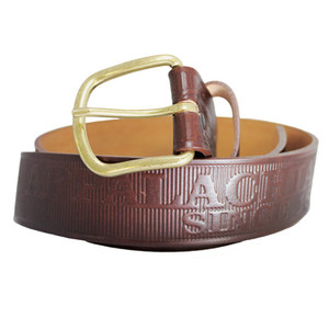 A.T. Leather Belt
