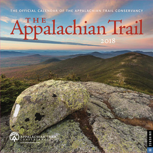 The only calendar officially published with the Appalachian Trail Conservancy - explores highlights of this legendary footpath with twelve spectacular images, as well as a map pinpointing each location along the trail incorporated into each grid page.