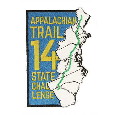 14-State Challenge Patch