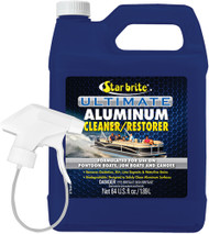 Aluminum Cleaner / Restorer, 64 oz.