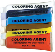 Coloring Agent, Sunset Yellow, 1oz