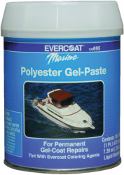 Polyester Gel Paste, Pint