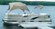 Pontoon Gazebo, Gray