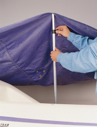 "Adjustable Boat Cover Support Pole, 36"" to 64"""