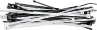 """Cable Tie, 8"""", Natural, (100)"""
