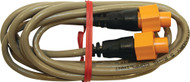 Ethernet Extension Cable, Yellow, 25'