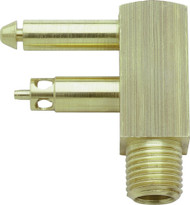 "1/4"" NPT Tank Connector, Merc/Mariner '96-Current"