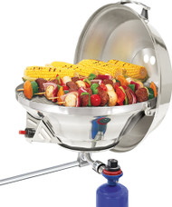 BBQ/Stove, Gas, 17""