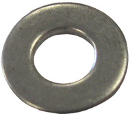 Fender Washer, SS,  #1/4 x 1-1/4, (4)