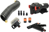 Aqua Jet Wash Down Pump Kit, 5.2GPM, 12V