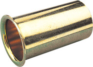 "Brass Drain Tube, 1"" x 2-3/8"", Carded"