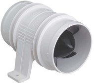 "Water-Resistant Blower, In-Line,  3"", 145/CFM"