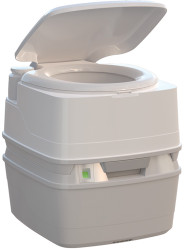Porta Potti 550P, Piston Pump
