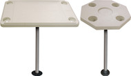 Table Leg Kit Only, w/Table & Surface Mounts