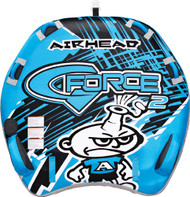 Airhead G-Force 2, 2 Rider