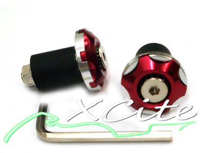 Honda CBR250R 88-89 Bar ends