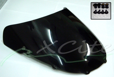 CBR250RR Windscreen - Black WS1001
