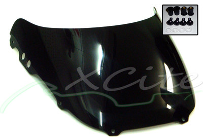 CBR250R Windscreen - Black WS1010